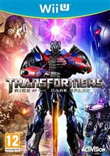 Transformers Rise Of The Dark Spark Nintendo Wii U