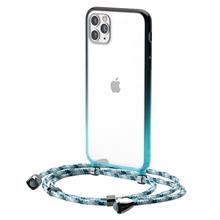 Transparent Baseus Protective Case For Iphone 11 Pro 5.8 (Blue)