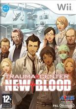 Trauma Center New Blood Nintendo Wii