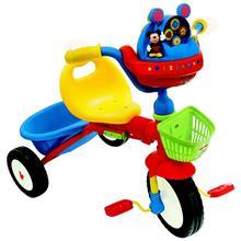 Tricicleta Pliabila Interactiva Mickey Mouse Kiddieland