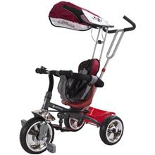 Tricicleta Super Trike - Sun Baby - Rosu