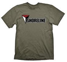 Tricou Uncharted 4 Shoreline Army Marimea L imagine