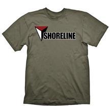Tricou Uncharted 4 Shoreline Army Marimea M imagine