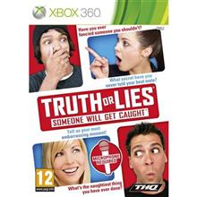 Poza Truth Or Lies Xbox360