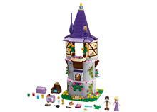 Turnul De Creativitate Al Lui Rapunzel (41054)