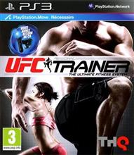 Ufc Personal Trainer (Move) With Leg Strap Ps3