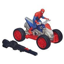 Ultimate Spiderman Quick Launch Racers Blast N Go Atv