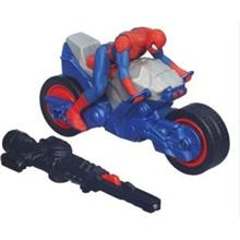 Ultimate Spiderman Quick Launch Racers Blast N Go Spider Cycle
