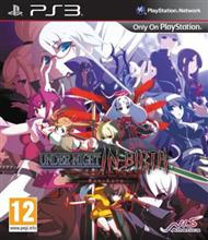 Under Night Inbirth Exe Late Ps3