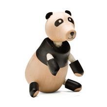 Urs Panda Din Lemn Colectia Anamalz
