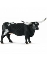 Vaca Cu Coarne Lungi Texas