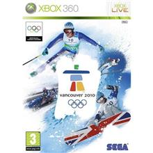 Vancouver 2010 Olympic Winter Games Xbox360
