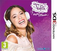 Violetta Rhythm And Music Nintendo 3Ds