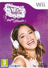 Violetta Rhythm And Music Nintendo Wii