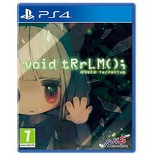 Void Trrlm Void Terrarium Limited Edition Ps4