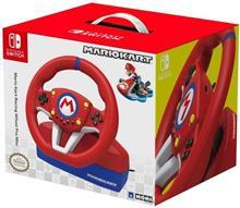 Volan Cu Pedala Hori Officially Licensed Mario Kart Racing Wheel Pro Switch imagine