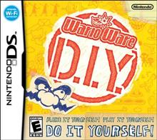 Wario Ware D.I.Y Nintendo Ds