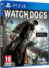 Watch Dogs Ps4 + 3 Dlc-Uri
