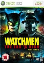 Watchmen The End Is Nigh Xbox360