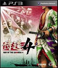 Way Of The Samurai 4 Ps3