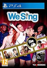 We Sing 2 Mic Bundle Ps4