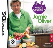 Whats Cooking With Jamie Oliver Nintendo Ds