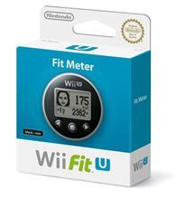 Wii Fit U Meter Black Nintendo Wii U