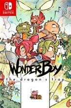 Wonder Boy The Dragon S Trap Nintendo Switch