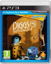 Wonderbook Diggs Nightcrawler (Move) Ps3