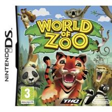 World Of Zoo Nintendo Ds
