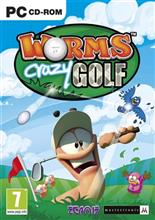 Worms Crazy Golf Pc