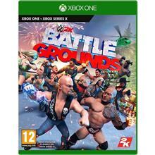 Wwe Battlegrounds Xbox One