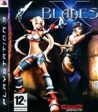 X Blades Ps3