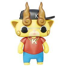 Yo Kai Electronic Figure Hip Hop Hero Komajiro imagine