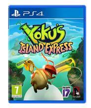 Yoku S Island Express Ps4