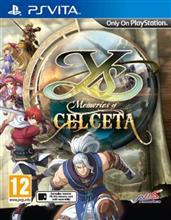 Ys Memories Of Celceta Ps Vita