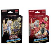 Yu-Gi-Oh! Tcg Speed Duel - Match Of The Millennium Or Twisted Nightmare Starter Deck - 1 At Random imagine