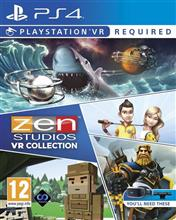 Zen Studios Ultimate Vr Collection (Psvr) Ps4