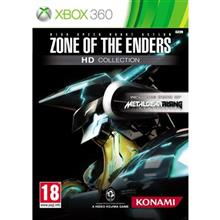 Zone Of The Enders Hd Collection Xbox360