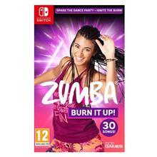 Zumba Burn It Up Nintendo Switch