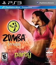 Zumba Fitness Move Ps3