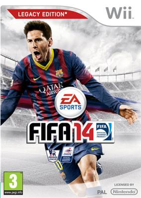 Fifa 14 Legacy Edition Nintendo Wii Jocuri Console si PC Wii Electronic Arts